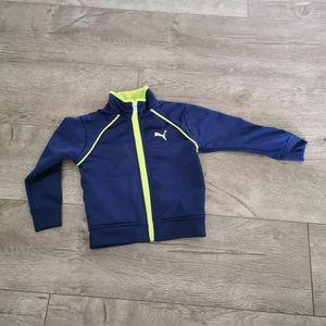 2/$20 Puma Sweatshirt toddler Boy 2T